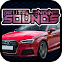 Engine sounds of Audi A3 APK icon