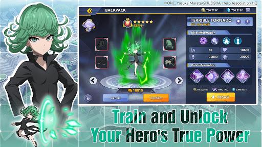 One-Punch Man: Road to Hero 2.0 2.0.26 screenshots 4