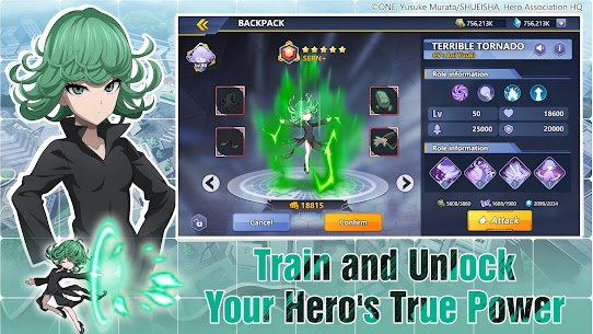 One-Punch Man: Road to Hero 2.0 MOD Apk 2.0.28 (Unlimited Money) 4