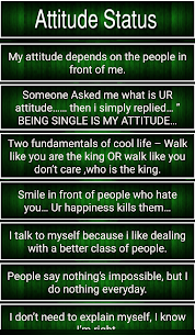 Attitude Status App Download For Android and iPhone 7