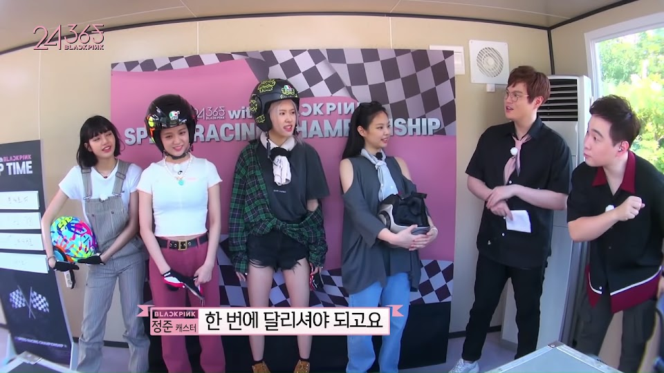 BLACKPINK - '24_365 with BLACKPINK' EP.8 0-50 screenshot