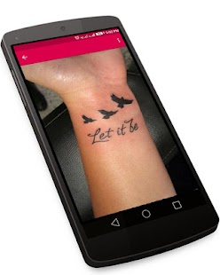 Girls Tattoo Photo Editor Mod