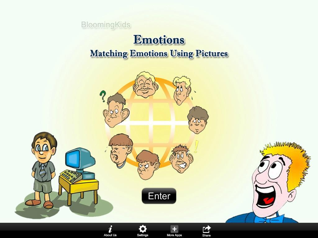 Match Emotions Using Pic Lite- screenshot