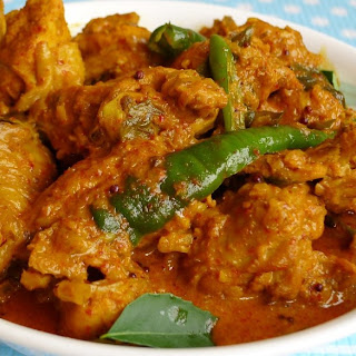 Leftover Chicken Curry Recipes