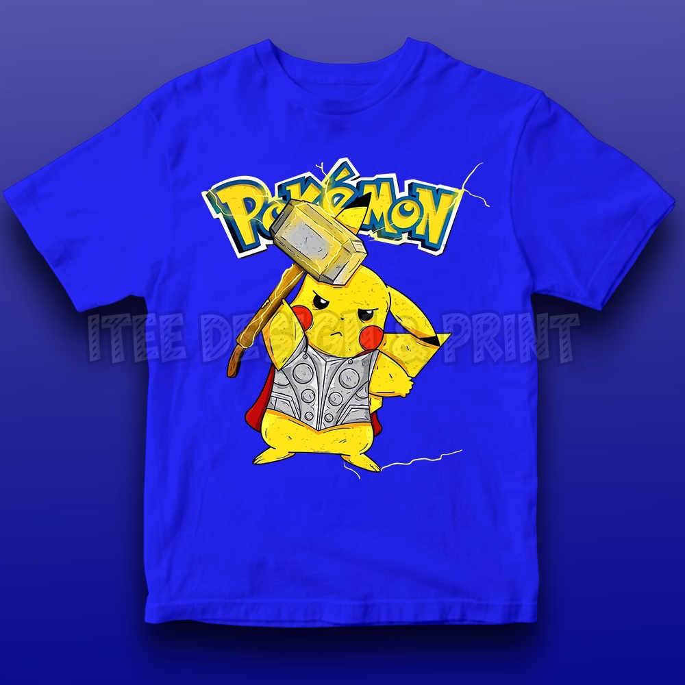 Pokemon Pikachu Thor 12