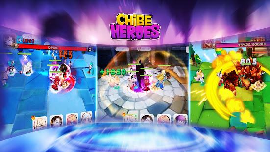 Hack Game Chibi Heroes apk free