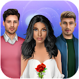 Magic Red Rose Story - Interactive Story Games