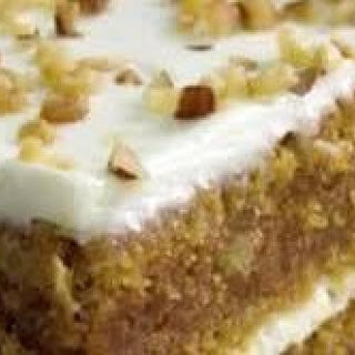 Award Winning Moist Banana Cake With Frosting