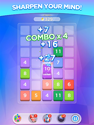 Merge Number Puzzle apktram screenshots 11