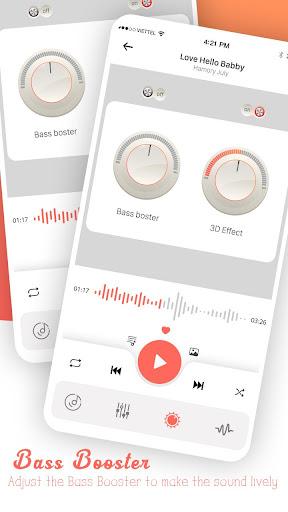 MP3 player screenshot 23