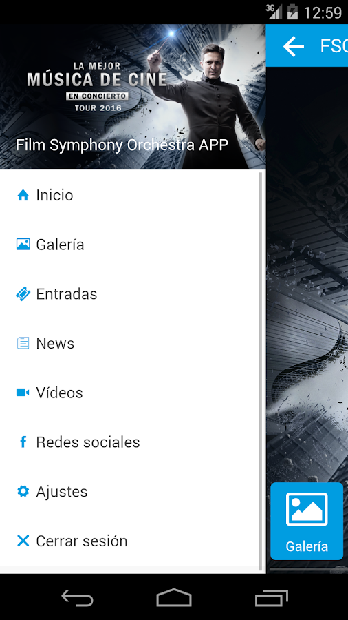 Film Symphony Orchestra- screenshot