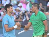 Djokovic krijgt ook na excuses weinig begrip voor het slaan van bal tegen lijnrechter