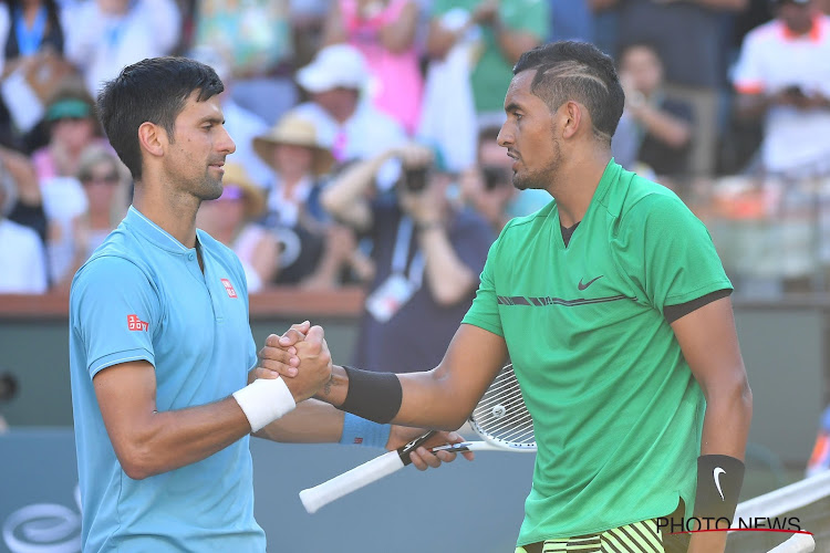 Novak Djokovic excuseert zich uitbundig voor bal tegen lijnrechter, Kyrgios en Goffin veroordelen actie van Serviër