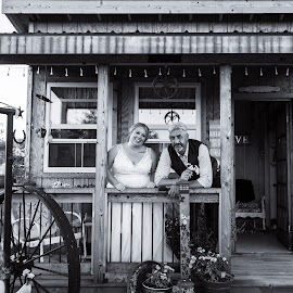 by Jackie Eatinger - Wedding Bride & Groom (  )