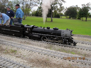 Photo: #9100, the Geogetown & Western 4-6-4      HALS / SWLS 2013-1109  DH3