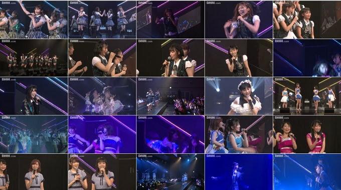 180910 HKT48 チームH「RESET」公演 初日 DMM HD