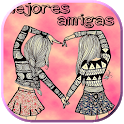 Imagenes de Amigas con Frases icon