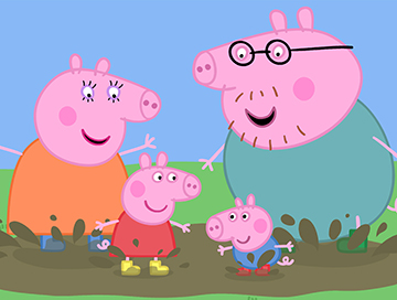 Peppa Pig - poster
