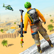 Anti Terrorist Army Commando Gun Shooting Mission MOD APK 3 (Dumb Enemy)