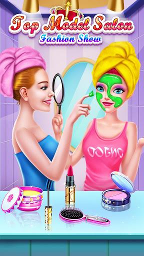 Top Model Salon - Beauty Contest Makeover  screenshots 9