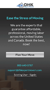 DHK Expert Movers- screenshot thumbnail
