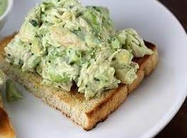 Avacado Chicken Salad Recipe