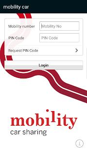 mobility car Screenshot 1
