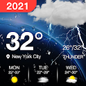 Local Weather Forecast - Accurate Weather & Alert icon