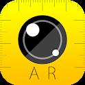 AR Measure [Ruler] icon