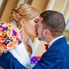 Wedding photographer Andrey Shishkin (diamondpanther). Photo of 17.11.2016