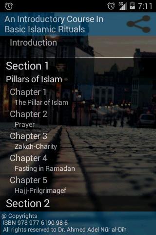 Islam Rituals