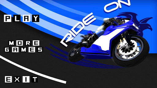 Bike ride simulator 3d