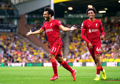 🎥 Le très beau triplé de Salah lors de la démonstration des Reds contre Manchester United