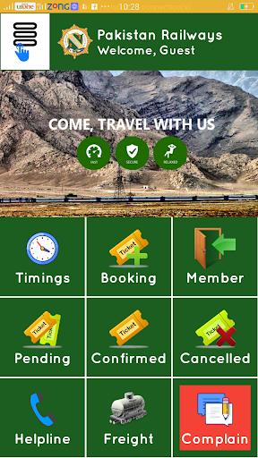 Pakistan Railways Official Apk apps 3