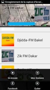 Sénégal Live Radio screenshot 4