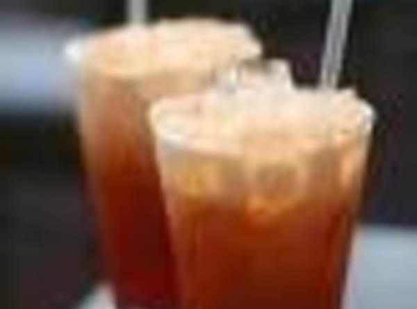 Creamy Chai Ice Tea