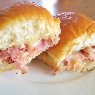 Ham Cheese Hawaiian Rolls Recipes.