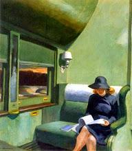 "Photo: Edward Hopper, ""Compartimento C - Vagone 293"" (1938)"
