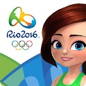 Rio 2016 Olympic Games. icon