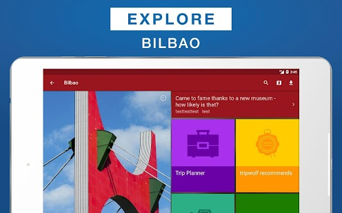 Bilbao Travel Guide- screenshot thumbnail