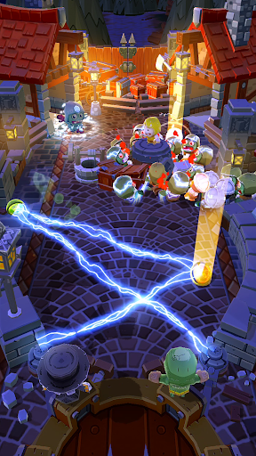 Zombie Rollerz - Pinball Adventure screenshot 8