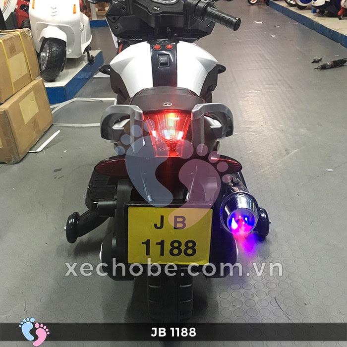 Xe mô tô điện trẻ em JB-1188 7
