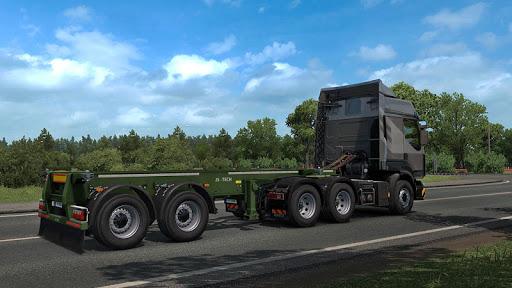 Euro Grand Truck Driving Simulator 2020 android2mod screenshots 2
