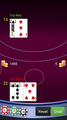 玩紙牌App|二十一点免費|APP試玩