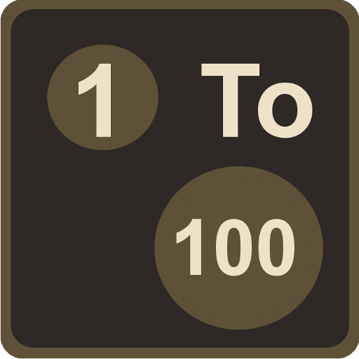 Find Numbers - 1 to 100 (Ad free)