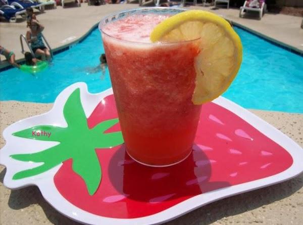 Frozen Strawberry Lemonade Recipe