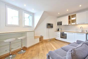 Appartement meublé 2 pièces 31,41 m2