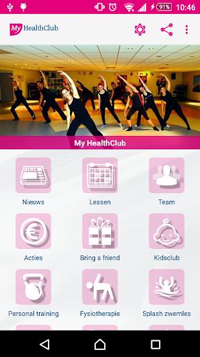 My Healthclub