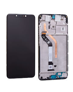 Pocophone F1 Display Original Black