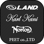 PEET(G-LAND、Karl Kani、Norton)